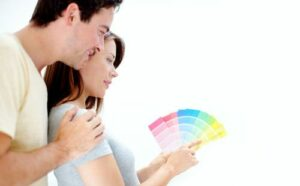 Picking Paint Colors: The New Aphrodesiac?