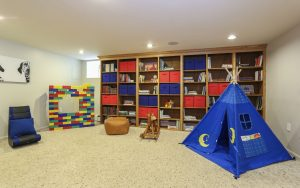 The Refreshed Home Playroom AFTER
