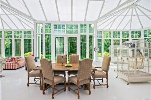 The Refreshed Home Conservatory AFTER
